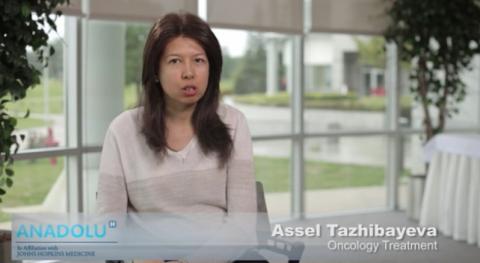 Асель Т. - Лечение онкологии