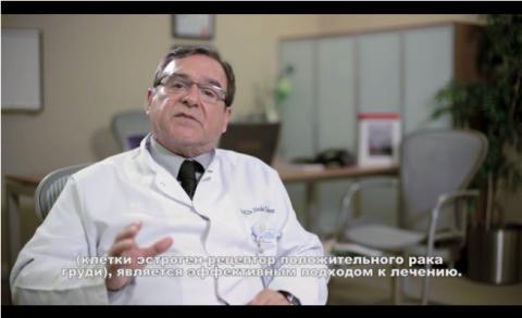 Первая цель таргетной терапии при раковых заболеваниях