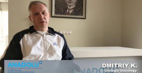 Дмитрий К. - Лечение урологической онкологии