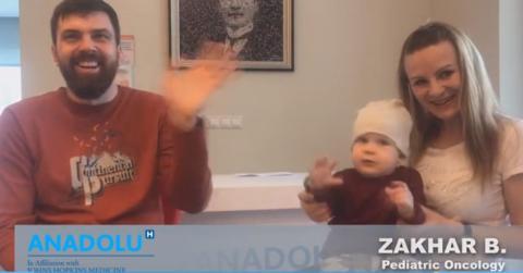 Захар Б. - Детская онкология