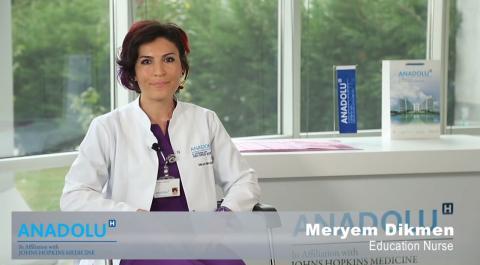 Обучение и тренинг медсестер в МЦ Анадолу