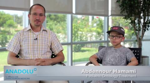 Abdennour H. - Pediatric Oncology Treatment
