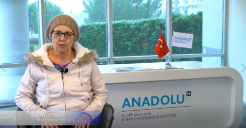Louiza M.- Oncology Treatment