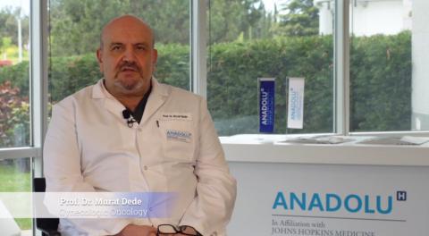 M.D. Prof. Murat Dede - CV