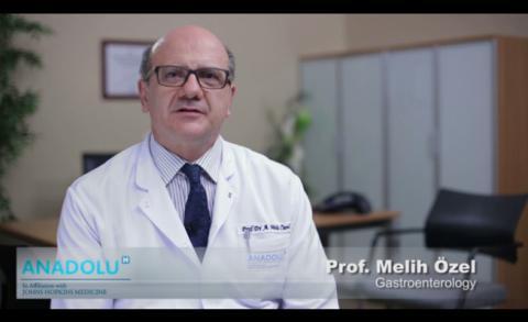 M.D. Prof. Melih Özel - CV