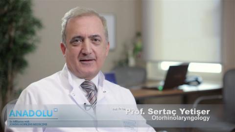 M.D.Prof. Sertaç Yetişer - CV