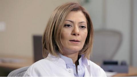 Assoc. Prof. M.D. Yeşim Yıldırım - CV
