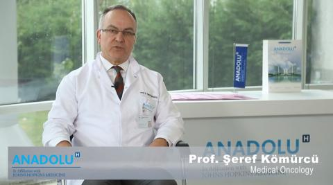 M.D. Prof. Şeref Kömürcü - CV