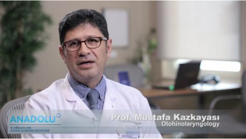 M.D.Prof. Mustafa Kazkayası - CV