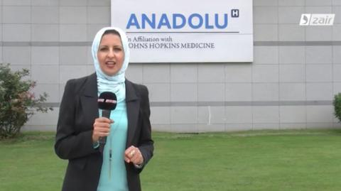 Anadolu Medical Center- Dzair TV