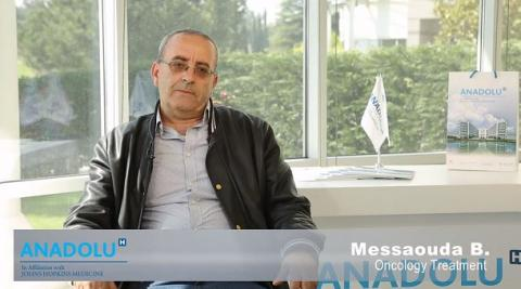 Messaouda B.- Oncology Treatment