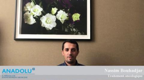 Nassim B.- Oncology Treatment