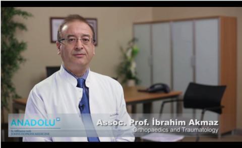 M.D.Assoc.Prof. İbrahim Akmaz - CV