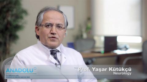 M.D.Prof. Yaşar Kütükçü - CV