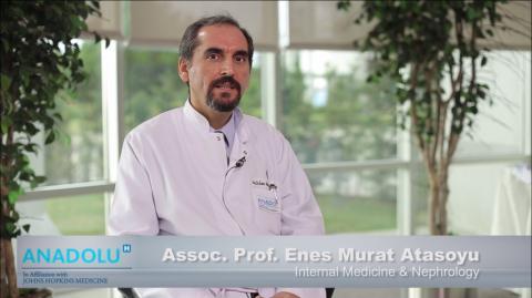 M.D. Assoc. Prof. Enes Murat Atasoyu - CV