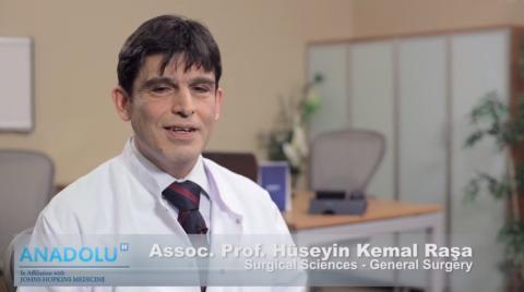M.D. Assoc. Prof. Kemal Raşa - CV