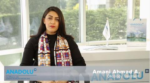 Amani Ahmad A.- Oncology Treatment
