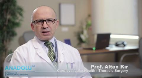 Abdenour H.'s Story from Prof. Altan Kır