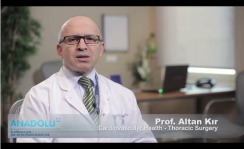 M.D.Prof. Altan Kır - CV