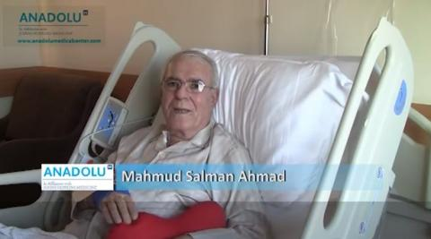 Mahmud Salman A. - Heart Surgery