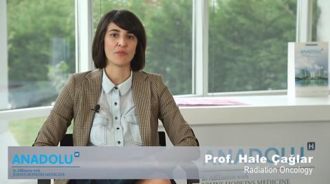 M.D. Prof. Hale Çağlar - CV
