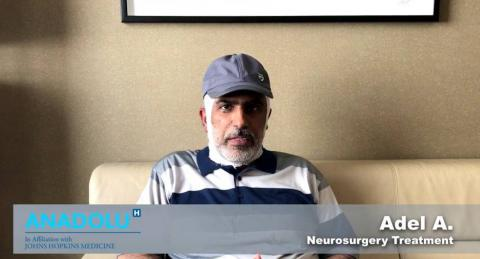 Adel A.- Neurosurgery Treatment