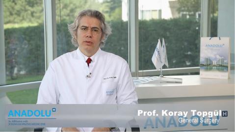 M.D. Prof. Koray Topgül - CV