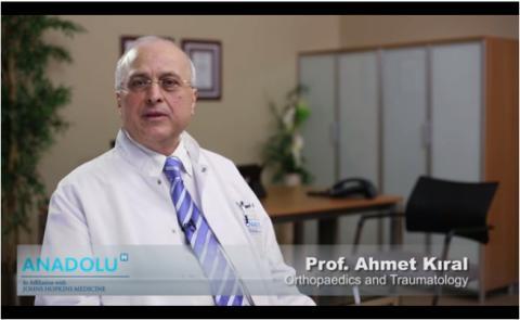 Prof. M.D. Ahmet Kıral - CV