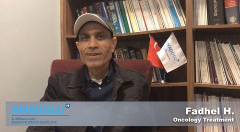 Fadhel H.- Oncology Treatment