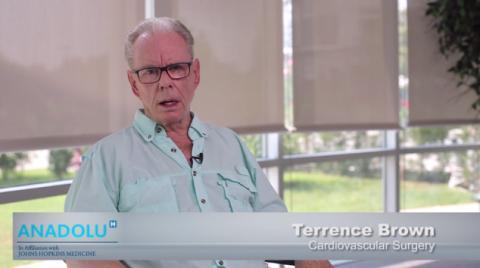 Terrence B. - Cardiovascular Surgery