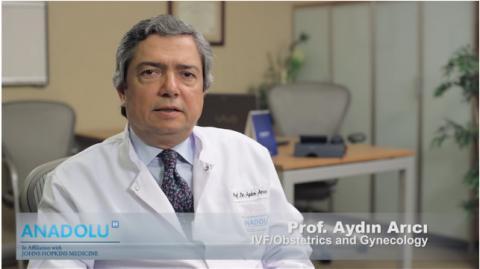 M.D. Prof. Aydın Arıcı - CV