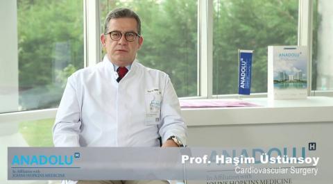 M.D. Prof. Haşim Üstünsoy