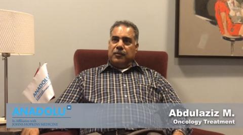 Abdulaziz M- Oncology Treatment