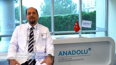 M.D. Prof. Bülent Karagöz- Lung Cancer