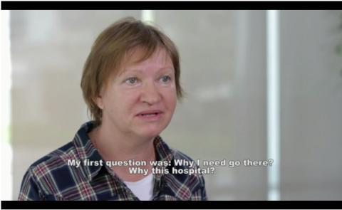 Iraida M. - Oncology Treatment