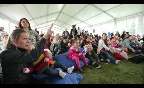 In Vitro Fertilization Families Event