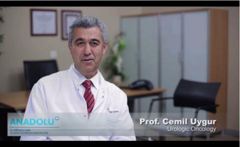 M.D. Prof. Cemil Uygur - CV