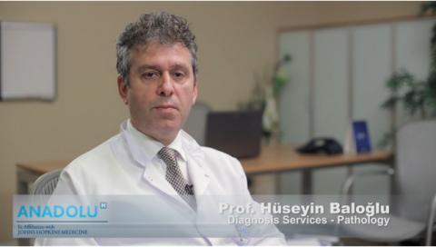 M.D.Prof. Hüseyin Baloğlu - CV