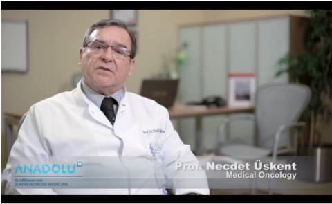 Prof. M.D. Necdet Üskent - CV